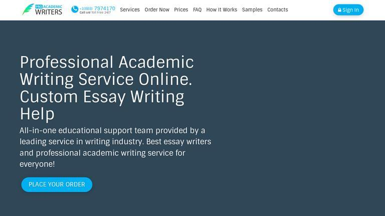 Pro-Academic-Writers.com Discount Coupon