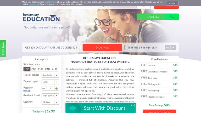 BestEssay.education Discount Coupon