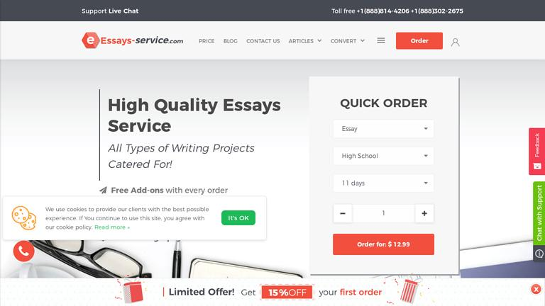 Essays-Service.com Discount Coupon