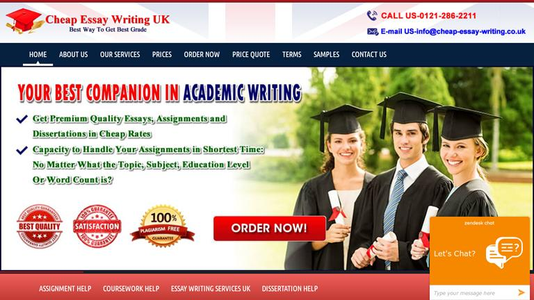 Cheap-Essay-Writing.co.uk Discount Coupon