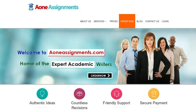AoneAssignments.com Discount Coupon