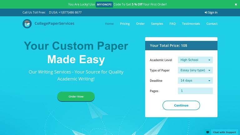 CollegePaperServices.com