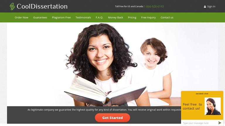 CoolDissertation.com Discount Coupon